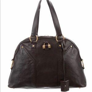 Beautiful YSL muse bag